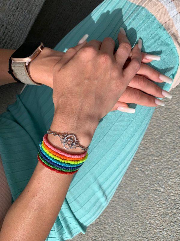 Йога – браслет