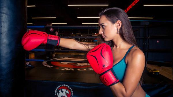 Боксерские перчатки – серьги