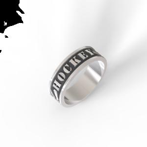 Хоккей – кольцо