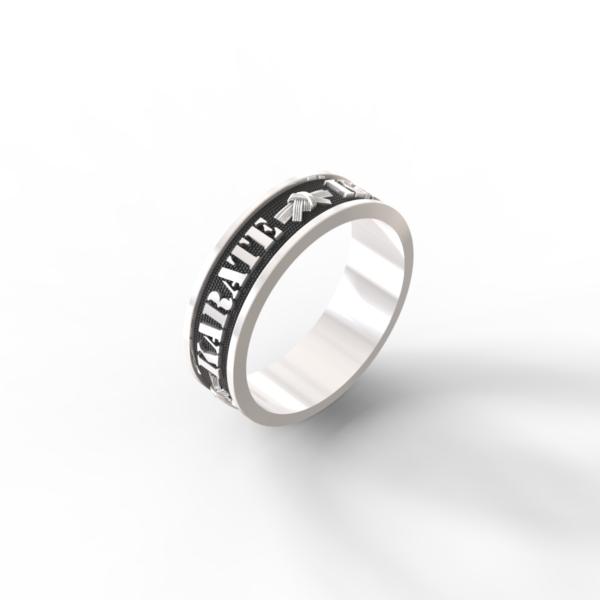 Карате – кольцо