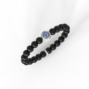 ХК Динамо – браслет из натуральных камней