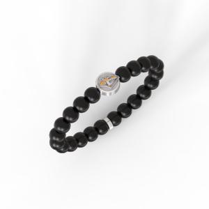 ХК Металлург Мг – браслет из натуральных камней